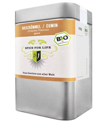 Kreuzkümmel  -  ganz, Bio - 70 g Dose – Bild 1