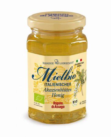 MielBio Akazien Honig, 300 g, Bio – Bild 1