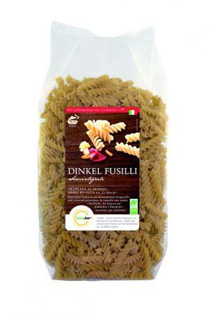 """Bio Dinkel Fusilli 500 g Naturland """"Fair"""" - original italienische Dinkel Pasta"""