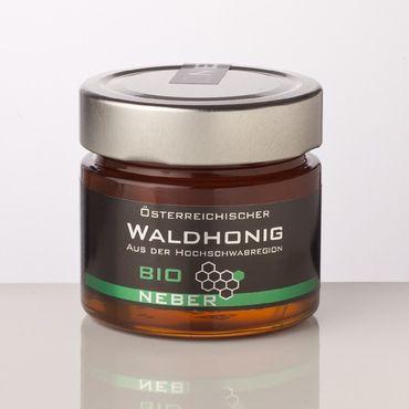 Waldhonig aus Österreich, Bio, 250 g – Bild 1
