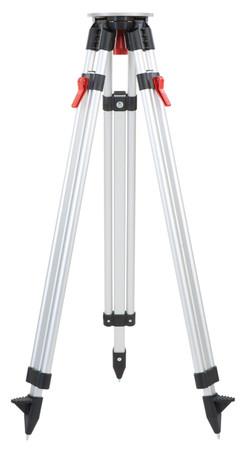 Nestle Nivellier-Stativ schwere Qualitätsausführung Nivellierstativ 90-170cm 5/8 – Bild 1