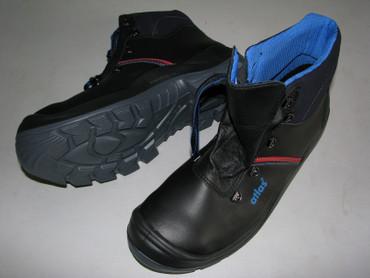 Arbeitsschuhe S3 Atlas Anatomic Bau 500 Stiefel AB 500 Sicherheitsschuhe Schuhe  – Bild 3