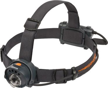 BRENNENSTUHL professional Sensor LED-Kopflampe KL2-00 IP44 3,5W 250lm Stirnlampe – Bild 1