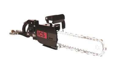 Diamant-Kettensägekopf ICS 890 F4 FLUSH Bündig 30 l/min Hydraulik-Kettensäge  – Bild 1