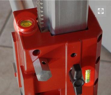 CARDI Kernbohrständer L 200 bis ø 220 Aluminium Diamant-Bohrständer L200 Ständer – Bild 3