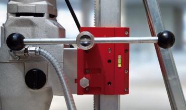 CARDI Kernbohrständer L 300 bis ø 350 mm Stahl Diamant-Bohrständer L350 Ständer – Bild 2