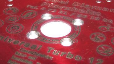 Diamanttrennscheibe ø 180 Beton passend für Lamello FEIN Fensterbau Trennscheibe – Bild 8