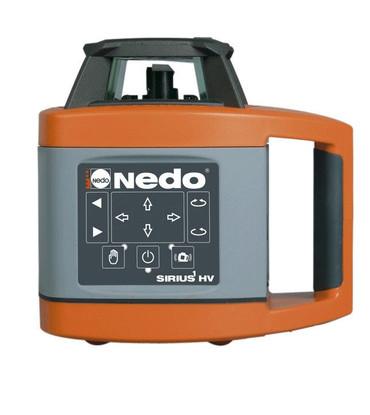 Nedo SIRIUS 1 HV vollautomatisch Rotationslaser horizontal vertikal Laser LK 2 – Bild 1