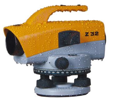 Nedo Nivelliergerät Z32 Nivellier 32-fach 400 Gon IP X6 aufrecht Baunivellier – Bild 1