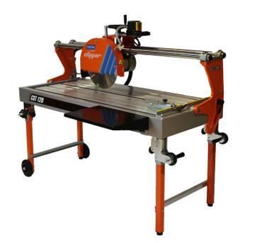NORTON Clipper Tischsäge CST 120 Aluminium Alu Trennsäge CST120 Trennmaschine – Bild 1