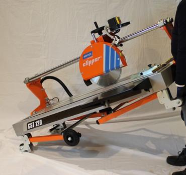 NORTON Clipper Tischsäge CST 120 Aluminium Alu Trennsäge CST120 Trennmaschine – Bild 5