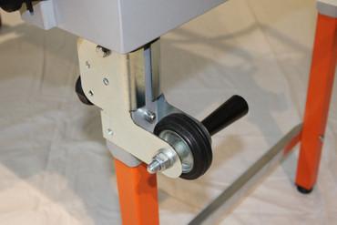 NORTON Clipper Tischsäge CST 120 Aluminium Alu Trennsäge CST120 Trennmaschine – Bild 6
