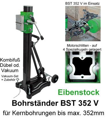 Eibenstock Kernbohrständer BST 352 V Diamant-Bohrständer mit Kombifuß Art. 09647 – Bild 1
