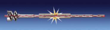 Projahn PROConnect Hammerbohrer 37 x 370 SDS-Max ROCKET 5 Crusher BETON armiert  – Bild 8
