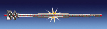 Projahn PROConnect Beton-Fräskrone ø 55 x 310 SDS-Max alle Bohrhammer 818055280 – Bild 8