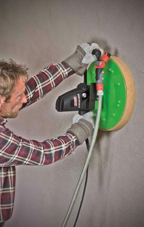 Eibenstock Putzbearbeitung Putzglättmaschine EPG 400 WP Wasser Putzmaschine SET – Bild 7