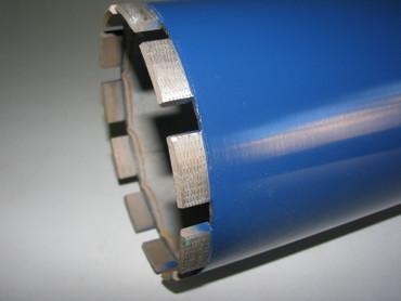 Diamant-Bohrkrone ø 122 MATRIX Segm PREMIUM Kernbohrer Diamantbohrkrone 120 ARXX – Bild 4