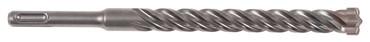 Projahn Hammerbohrer 7-tlg Kassette ROCKET 5 SDS-plus Bohrer Set Beton 5-Crusher – Bild 2
