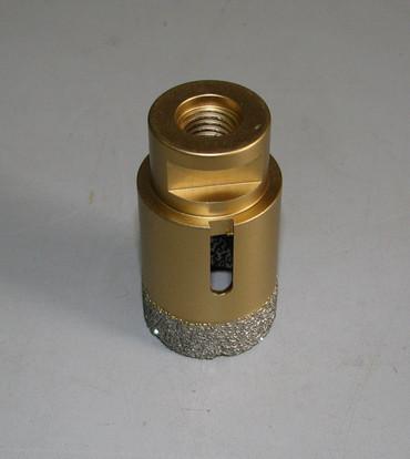 Diamant Fliesenbohrer ø 35 mm M14 Diamantbohrer VACUUM Fliese Bohrer Premium – Bild 3