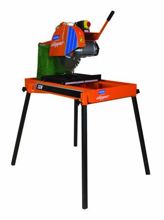 NORTON Clipper Tischsäge CGW Compact Trennsäge Trennmaschine + 1x Scheibe 350 mm – Bild 1