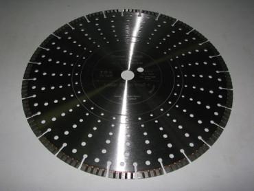 Diamantscheibe ø 400 BETON Granit LASER Diamant Trennscheibe Diamanttrennscheibe – Bild 1