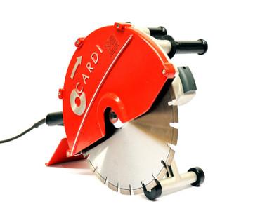 Diamant-Handtrennsäge CARDI TP 400 A2 Diamantsäge 160 mm Nasssäge Wandsäge Nass – Bild 3