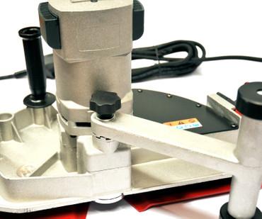 Diamant-Handtrennsäge CARDI TP 400 A2 Diamantsäge 160 mm Nasssäge Wandsäge Nass – Bild 7