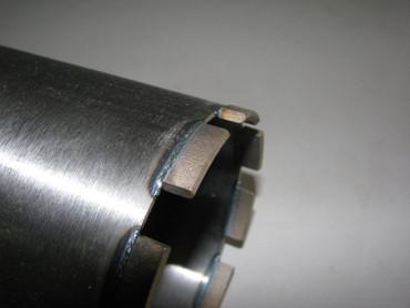 """Diamant Bohrkrone ø 122 Kernbohrer LASER Kernbohrgerät 5/4"""" Diamantbohrkrone 120 – Bild 4"""