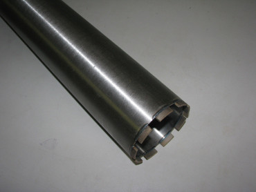 """Diamant Bohrkrone ø 132 Kernbohrer LASER Kernbohrgerät 5/4"""" Diamantbohrkrone 130 – Bild 1"""