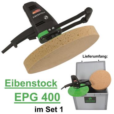 Eibenstock Putzbearbeitung Putzglättmaschine EPG 400 S1 im Set 1 Putzmaschine – Bild 1