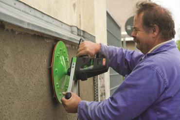 Eibenstock Putzbearbeitung Putzglättmaschine EPG 400 S1 im Set 1 Putzmaschine – Bild 10