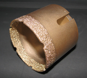 Diamant Fliesenbohrer Set 11-tlg. Vacuum Granit Fliese Bohrer Fliesenset Satz – Bild 6