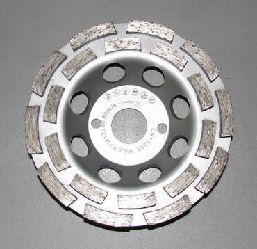 5x Diamant Schleiftopf Schleifteller ø 125 mm Beton Universal ECO Betonschleifer – Bild 2