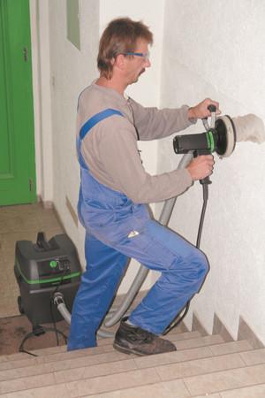Eibenstock Sanierungsfräse EPF 1503 mit 32 Frässtern Betonfräse Klebereste Beton – Bild 10