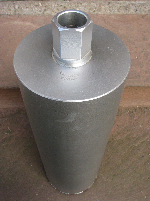 Relativ Diamantbohrkrone ø 300 mm BETON Nass Diamantbohrer Kernbohrer QS88