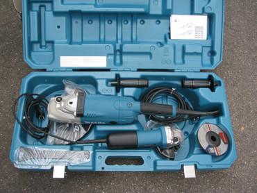 Makita Winkelschleifer DK0052G Set GA 9020 R + 9558 NBR Nachfolger MEU049  – Bild 3