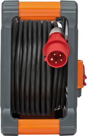 BRENNENSTUHL professionalLINE Kabeltrommel 400V RN 30 m H07RN-F 5G2,5 Kabel IP44 – Bild 3