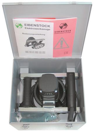 Eibenstock Betonschleifer EBS 125.4 O + Beton Schleiftopf 125mm Estrichschleifer – Bild 7