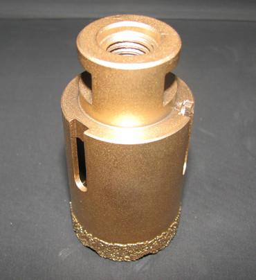 Diamantbohrer Fliesenbohrer Set Keramik Fliesen 11-tlg. Diamant Bohrer Koffer – Bild 9
