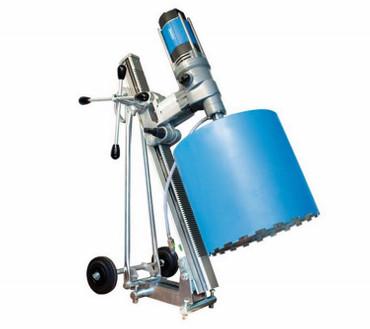 BAIER Diamant-Bohrmaschine BDB 835 mit Bohrständer BST 420 Kernbohrgerät BDB835 – Bild 1