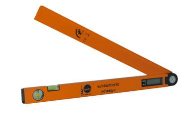 Nedo Winkelmessgerät Winkeltronic Easy 600 mm bis 200° Winkelmesser Wasserwaage – Bild 1