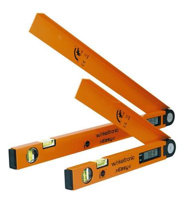 Nedo Winkelmessgerät Winkeltronic Easy 600 mm bis 200° Winkelmesser Wasserwaage – Bild 2