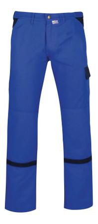 PKA Bundhose Arbeitshose PRAKTIKA kornblau / hydronblau Hose blau Berufshose – Bild 1