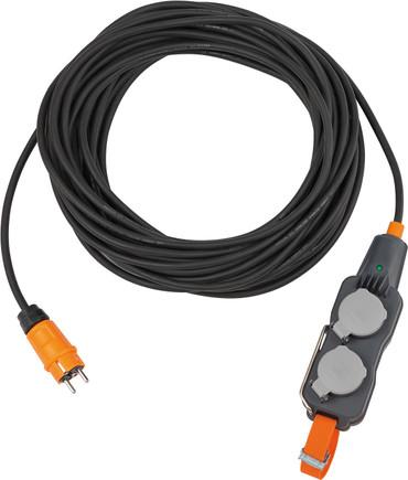 BRENNENSTUHL professionalLine Powerblock RN 15 m H07RN-F3G1,5 Verlängerungskabel – Bild 1