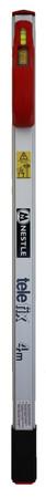 Nestle Teleskopmeter TELEFIX 4 m Höhenvermessung Höhenmesser Telemeter 18401001 – Bild 1