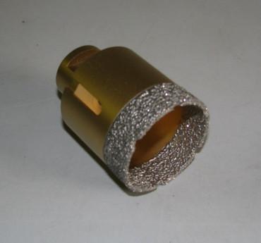 Diamant Fliesenbohrer ø 50 mm M14 Diamantbohrer VACUUM Fliese Bohrer Premium – Bild 1