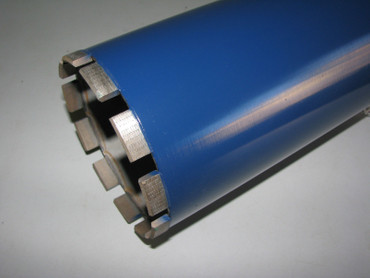 Diamant-Bohrkrone ø 72 MATRIX Segm. PREMIUM Kernbohrer Diamantbohrkrone 70 ARXX – Bild 2