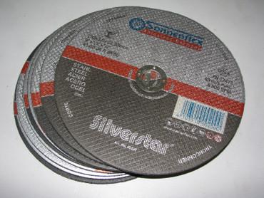 10 x Stahl Flexscheibe ø 230 x 3,0 x 22,2 mm Metall Trennscheibe PROFI Qualität – Bild 1