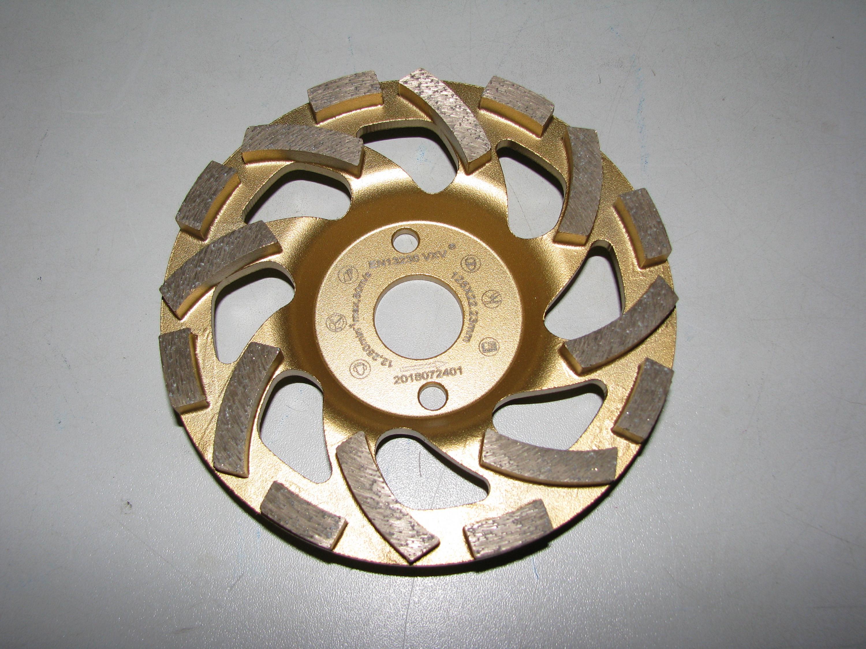 "Eibenstock Diamant-Schleifteller Beton ""Premium"" Ø 125 mm"
