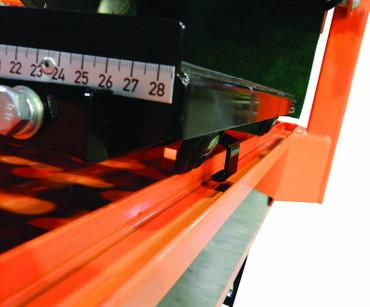 NORTON Clipper Tischsäge CM42 Trennsäge + Diamantscheibe Silencio ø 350mm Beton – Bild 5